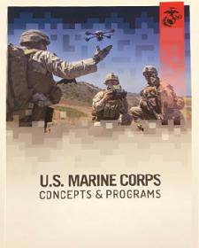 U.S. Marine Corps Concepts & Programs