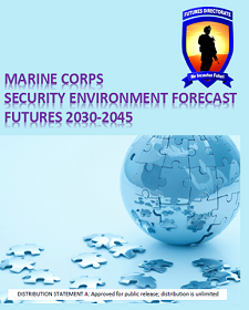 Marine Corps Security Environment Forecast