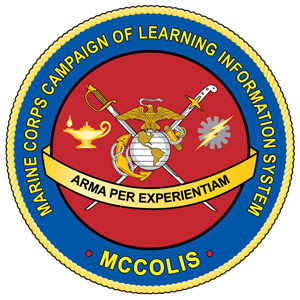 Marine Corps Campaign of Learning Information System (MCCOLIS)